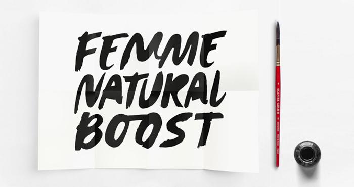 Femme Boost logo